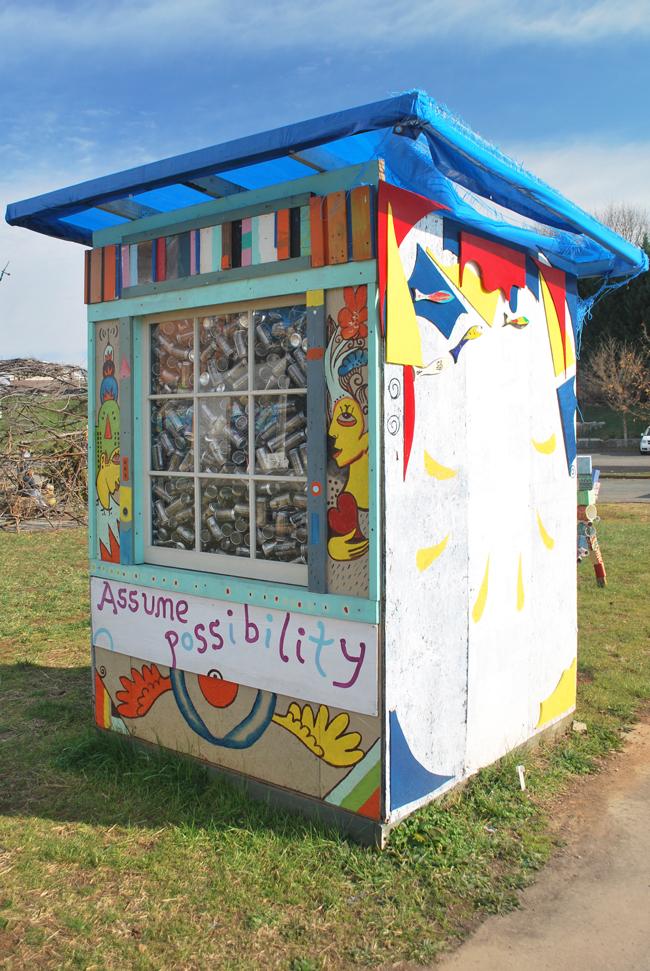 IX Art Park Charlottesville VA | Yeti Crafts