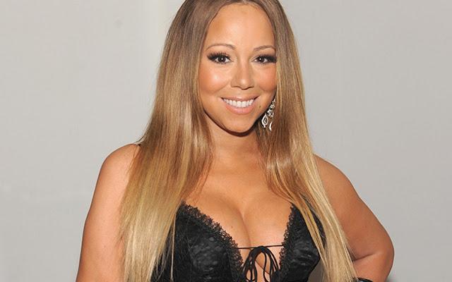 Tienes que ver el atuendo excéntrico e inapropiado de Mariah Carey para ir al gym Mariah-Carey-2