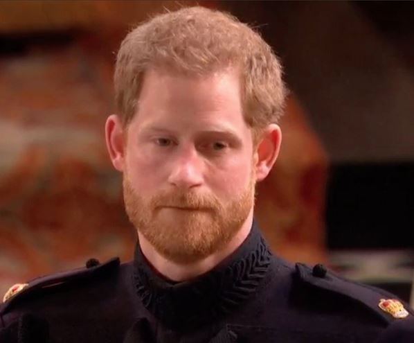 Prince Harry The Royal Wedding