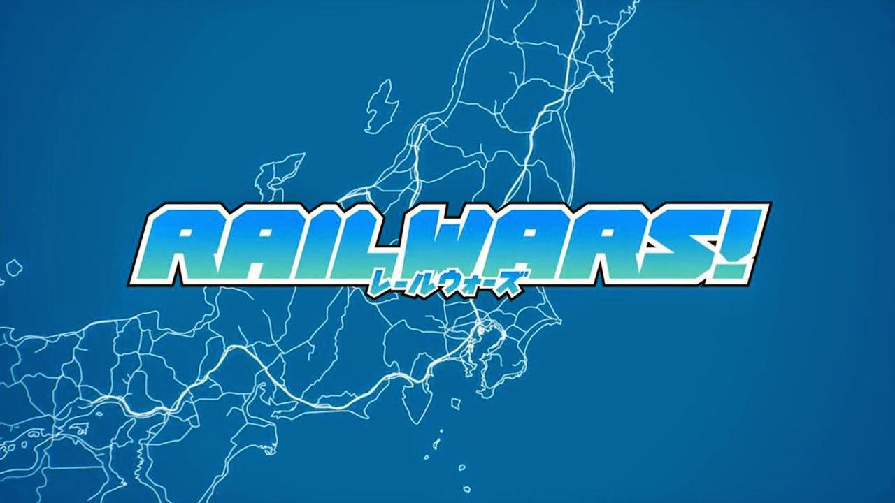 Rail Wars! Subtitle Indonesia [Batch]