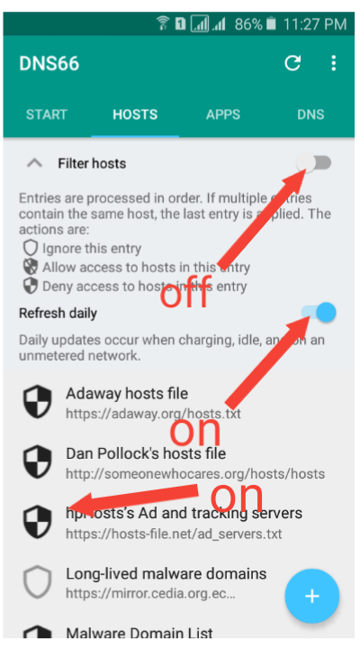 DNS66 For Android ads blocker app free download - Anmul4u top - Free