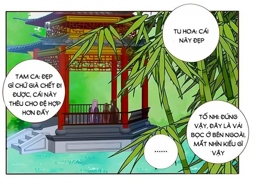 Đế Vương Trắc chap 175 - Trang 1