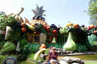 París, Parque de Atracciones Astérix.