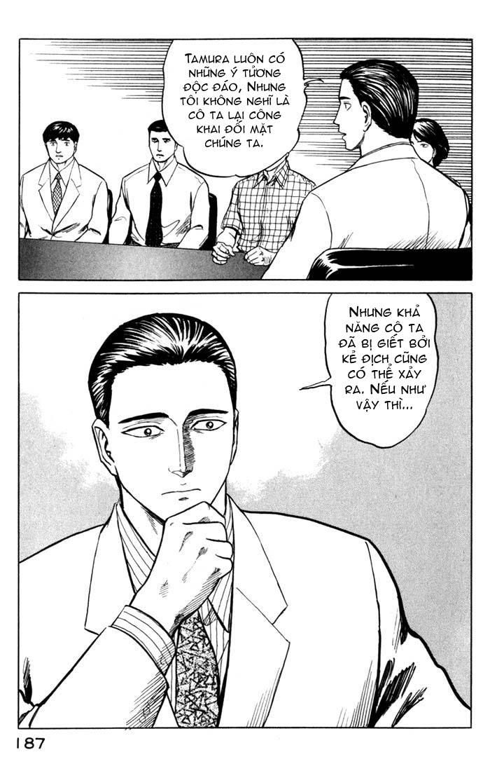 Kiseijuu chương 51: hướng đi trang 11