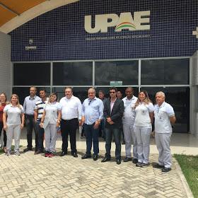 Secretários estaduais visitaram Goiana; vereadores colocam município na pauta estadual