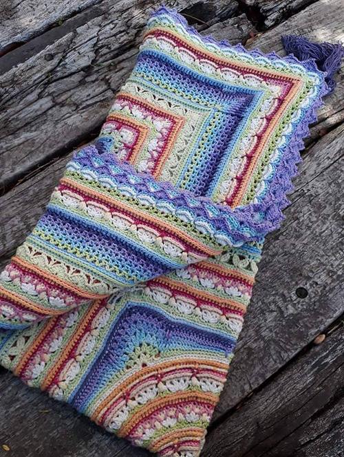 Lilliana - Free Crochet Pattern