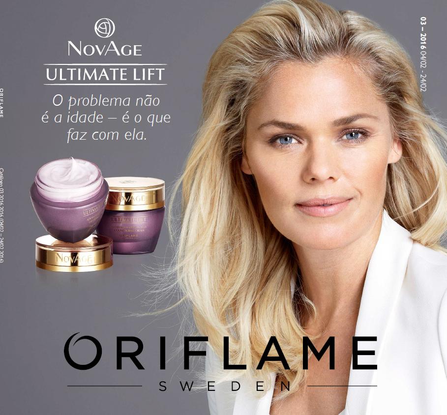 Catálogo 03 de 2016 da Oriflame