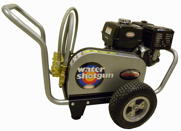 Simpson Water Shotgun Pressure Washer