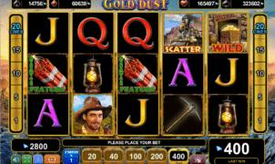 Jucat acum Gold Dust Slot Online