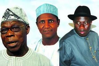 Obasanjo, Jonathan and Yar-Adua