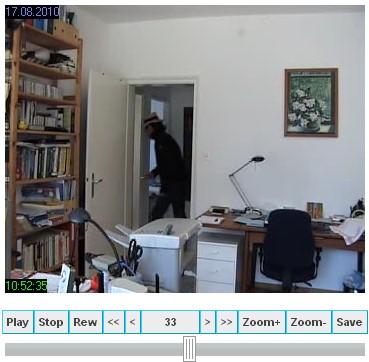 10 outils pour surveiller la maison via une webcam. Black Bedroom Furniture Sets. Home Design Ideas