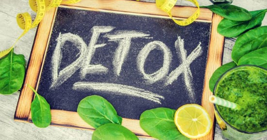 ခႏၶာကိုယ္မွ အဆိပ္အေတာက္ ဖယ္ရွားျခင္း (Detoxing) ၏ အက်ိဳးေက်းဇူး (12) ခ်က္