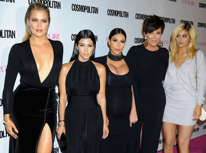 Khloe, Kourtney and Kim Kardashian, Kris, and Kylie Jenner: the sexy girls of output!