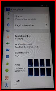 Samsung Clone E7  MT6571 Firmware Flash File Download 02