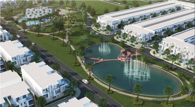 Tiện ích dự án nhà phố biệt thự Melosa Garden Khang Điền Quận 9