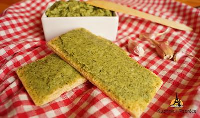 Pasta z brokułów