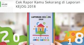 Go-Jek Rilis Laporan Kejog 2018. Foto/Go-Jek Indonesia