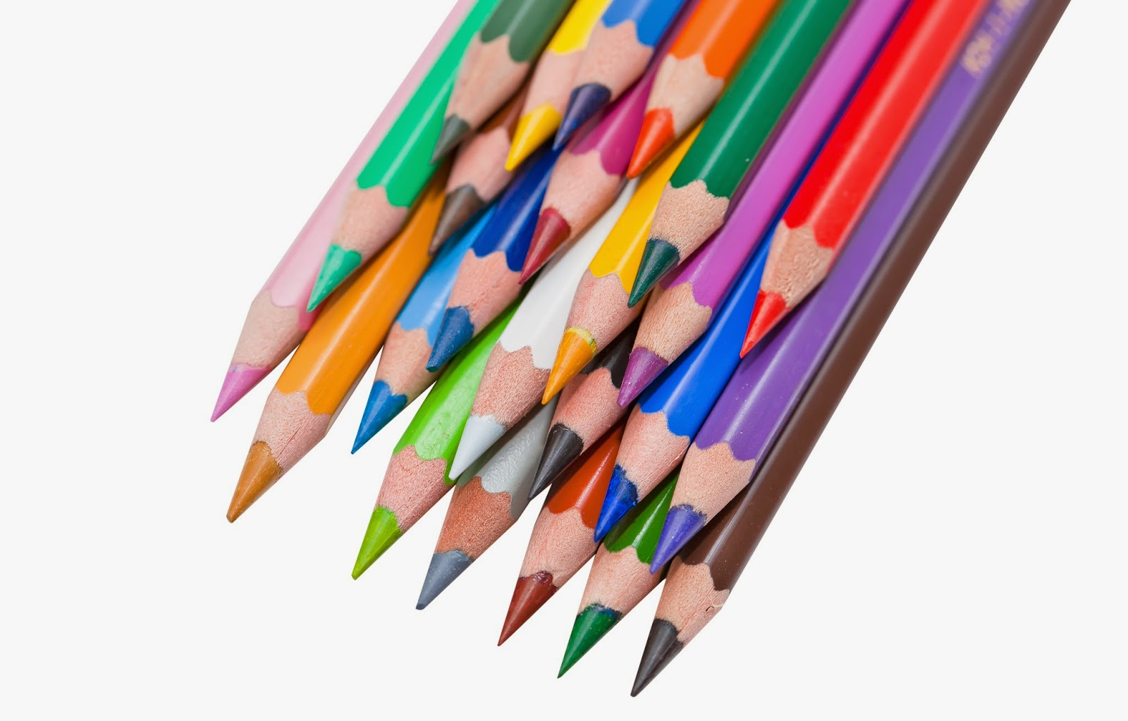 S Crayola Colored Pencil Plastic Folding Travel Case