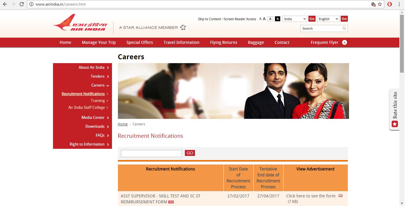 Applications for ground duties at Materials Management Dept., Mumbai ...