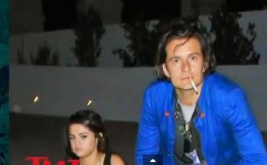 Orlando Bloom y Selena Gomez de Pareja?