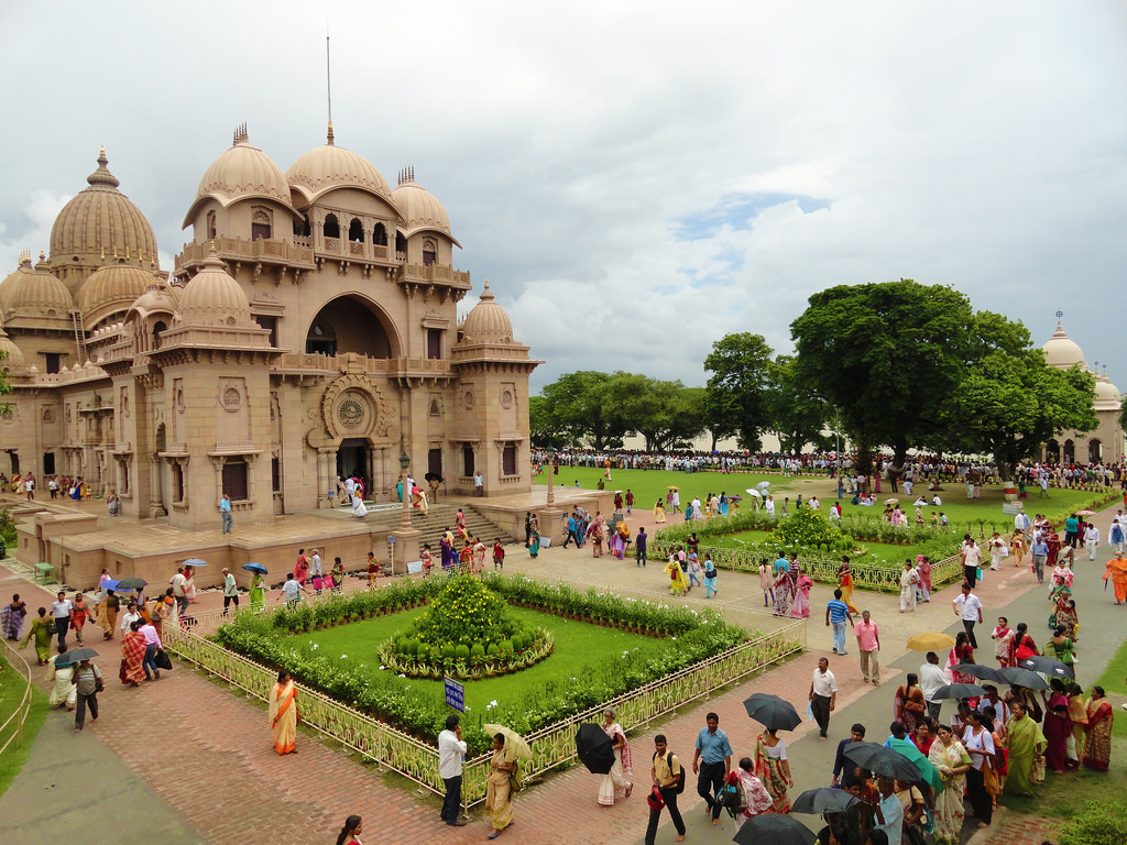 Trip to Belur Math and Ramakrishna Math