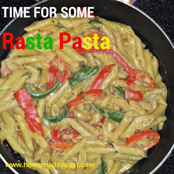 how to cook rasta pasta