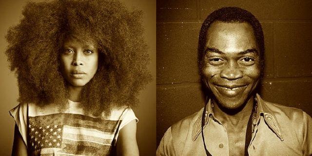 """Erykah Badu é a curadora do """"Boxset"""" em homenagem ao cantor e ativista nigeriano Fela Kuti"""