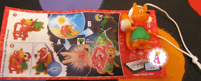 Елочная игрушка лисичка