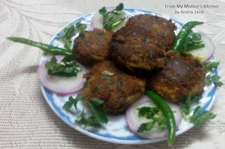 minced meat kabas