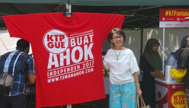 Demi Dukung Jokowi-Kiai Ma'ruf, Teman Ahok Mengubah Nama