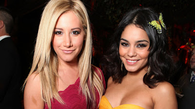 Ashley Tisdale and Vanessa Hudgens Dance to Beyonce's 'Run
