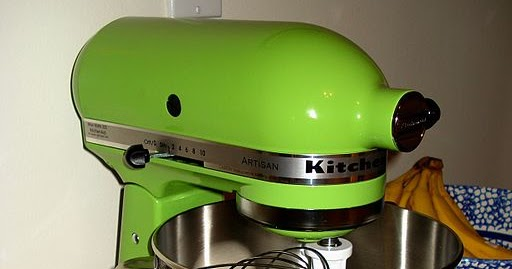 Around Mom's Kitchen Table: The Color Green In The Kitchen