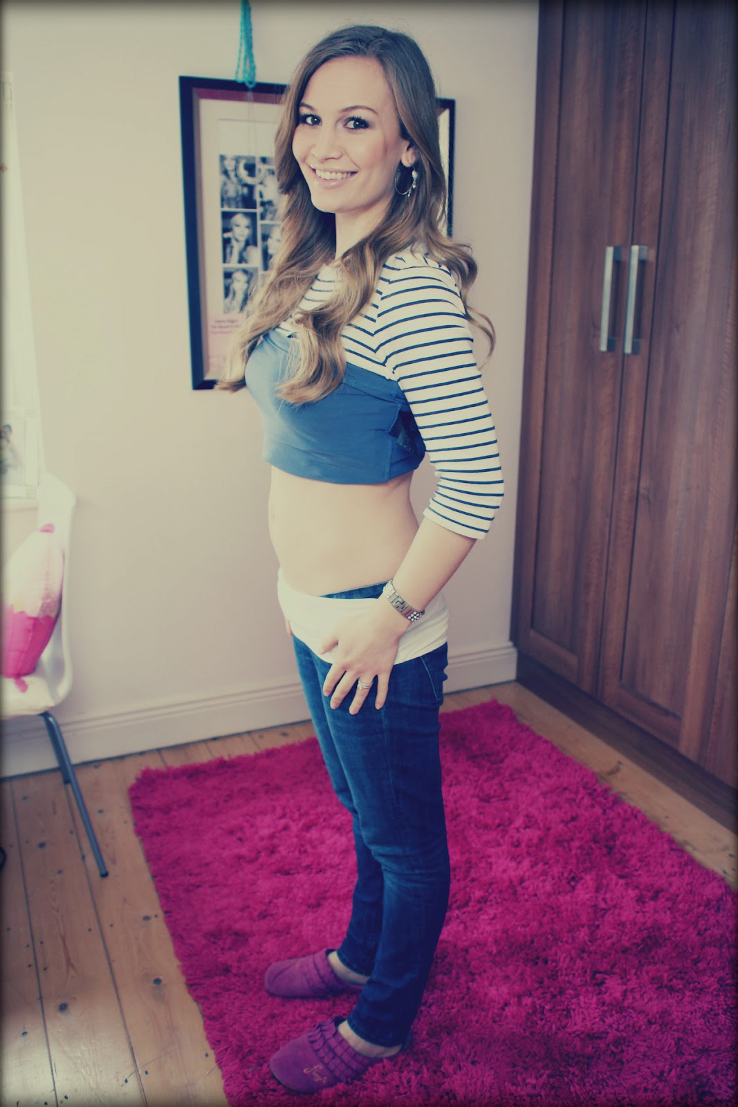 3 and a half weeks pregnant