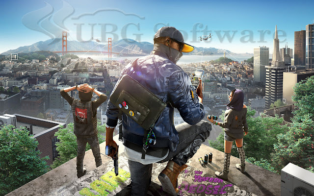 Watch Dogs 2 Game PC Free Download [UBG Software]