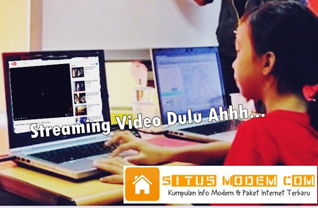 Miris Era 4G LTE Bikin Pengguna Internet Indonesia Keseringan Nonton Video Streaming