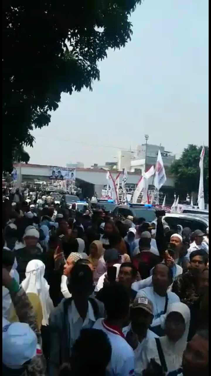 Drama Penolakan Prabowo Di Bandung Gagal Total