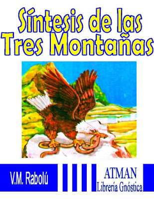 Portada del libro Síntesis de las Tres Montañas del V.M. Rabolú