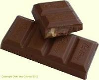 Cadbury Dairy Milk Whole Nut chocolate old style