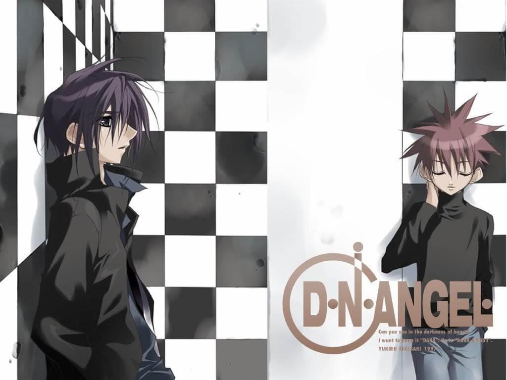 D.N.Angel [TV] Sub Indo : Episode 1-26 END