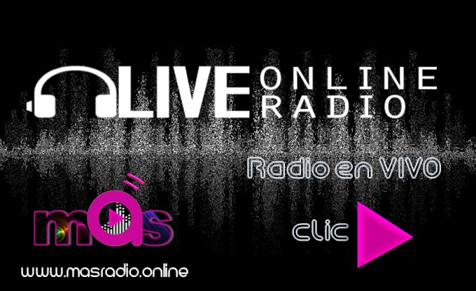 Más Radio - Live On Radio