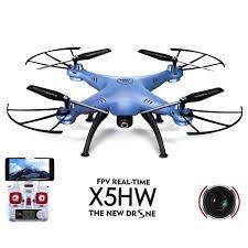 Belajar Menerbangkan Drone Syma X5HW