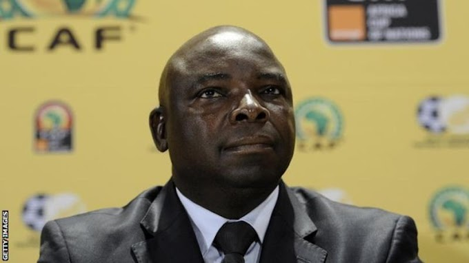 Fifa bans former South Africa FA president