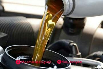 fungsi oli pada motor