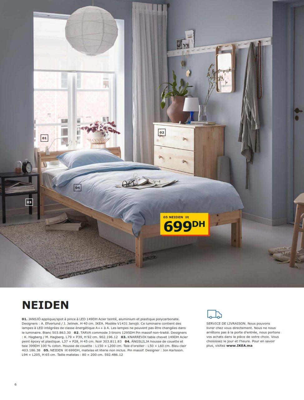 Chambres à Coucher 2019. Catalogue IKEA Maroc ...