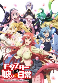 Download Monster Musume no Iru Nichijou BD Batch Subtitle Indonesia