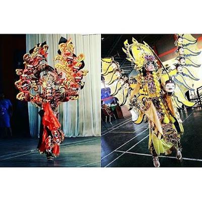Foto Pemenang The Carubn Carnival dari SMAN 1 Gegesik