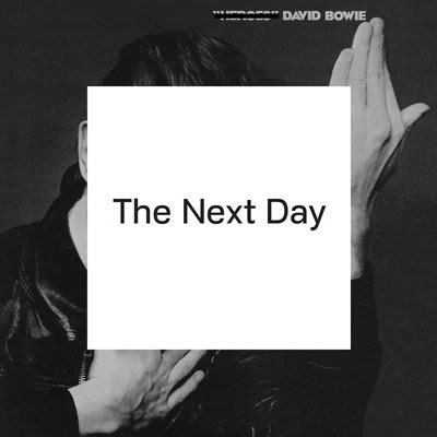 The 10 Worst Album Cover Artworks of 2013: 05. David Bowie - The Next Day
