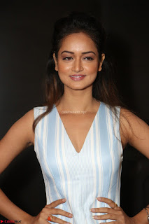 Shanvi Looks super cute in Small Mini Dress at IIFA Utsavam Awards press meet 27th March 2017 28.JPG