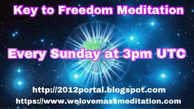 Weekly Key To Freedom Meditation