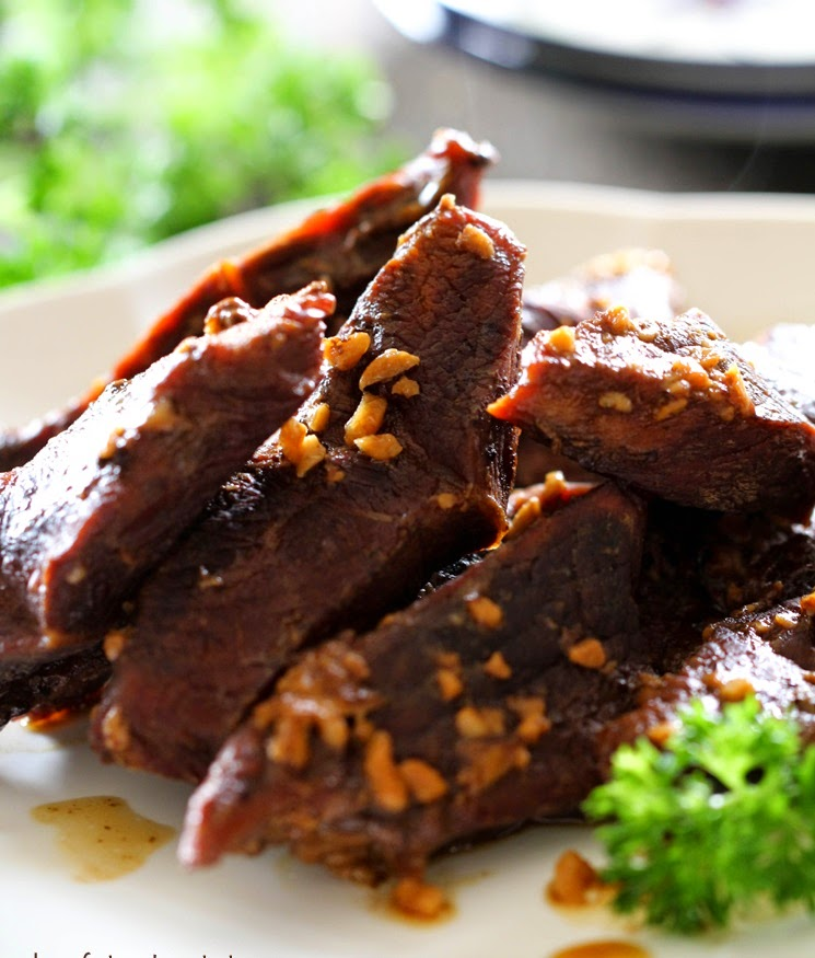 crock pot Hawaiin ribs